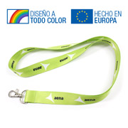 Lanyards A TODO COLOR Sublimacion CMYK - Evacolor