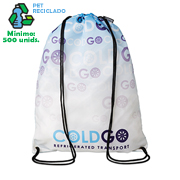 Bolsa petate de cuerdas PET Reciclado