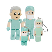 USB cirujano (modelos patentados)