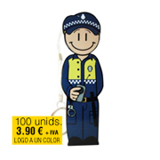 Powerbank policia local 2.200 mAh.