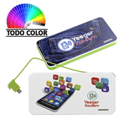 Power bank personalizados en alta calidad