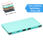 Power bank para regalos corporativos personalizados