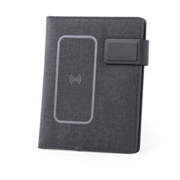 Carpeta A5 cargador inalambrico Powerbank memoria USB 16GB