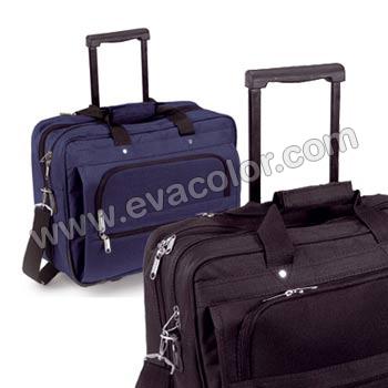 61b612607 Maletin trolley porta ordenador ideal como equipaje de mano en viajes de  negocio.