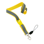 Lanyard reflectante amarillo