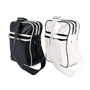 Bolso retro vertical black and white