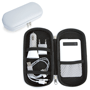 Kit power bank para regalo con cable usb multifuncional