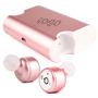 Mini auricular bluetooth con powerbank grabado a laser