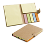 Bloc de bolsillo con post-it